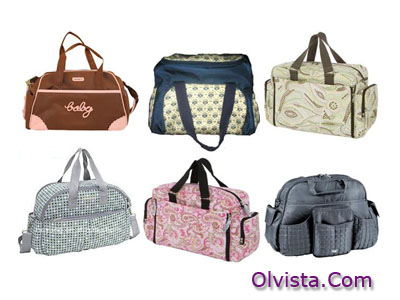 Tas bayi model travel
